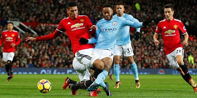 7 Nisan / Manchester City - Manchester United