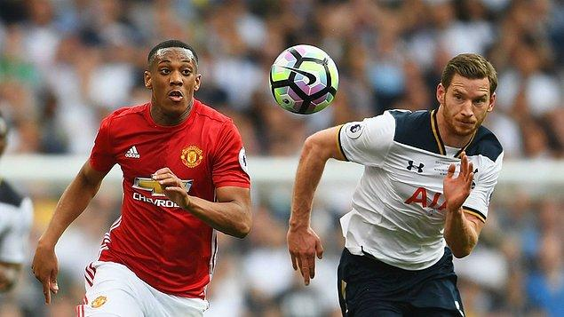21 Nisan / Manchester United - Tottenham
