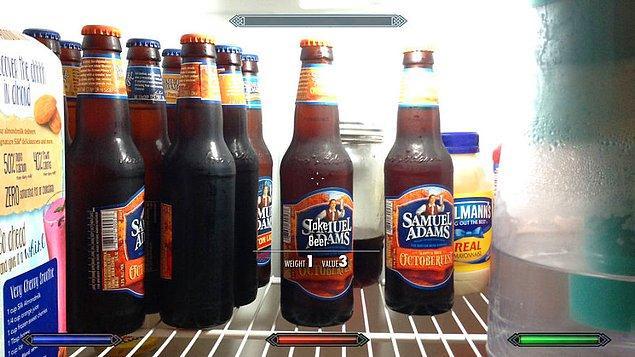 27. Gönül isterdi ki içkilerimizi Skyrim'in hanlarından birinde yudumlayalım...