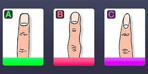 Тест: Форма пальцев на руках может рассказать нам всё о вашей личности! Не верите? Проходите тест!