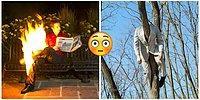 Объясните нам, пожалуйста, что происходит на этих фотографиях...