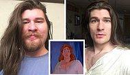 Как в сказке! Мужчина сбросил 31 кг и превратился в принца Диснея