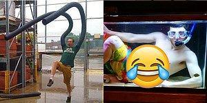 13 уморительных фото, доказывающих, что все мужчины - большие дети