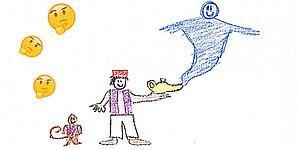 Тест: сможете ли вы отгадать всеми любимые сказки по детским рисункам?