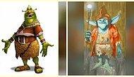 Тест: только 1 человек из 10 сможет угадать, оригинальные версии каких известных персонажей изображены на этих картинках