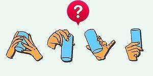 Тест: Оттопыренный мизинец или мертвая хватка? Скажите, как вы держите стакан, а мы опишем вашу личность с точностью 95%