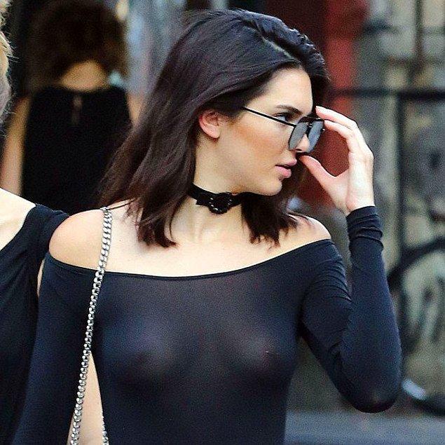 Nasıl ki Kylie Jenner dudak dolgusu talebini patlattıysa, bu trendin sebebinin de Kendall Jenner olduğu söyleniyor.