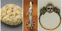 11 странных и пугающих артефактов прошлого, от которых трудно оторвать взгляд