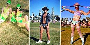 Как это развидеть? 🙈 15 самых маргинальных костюмов Coachella 2018