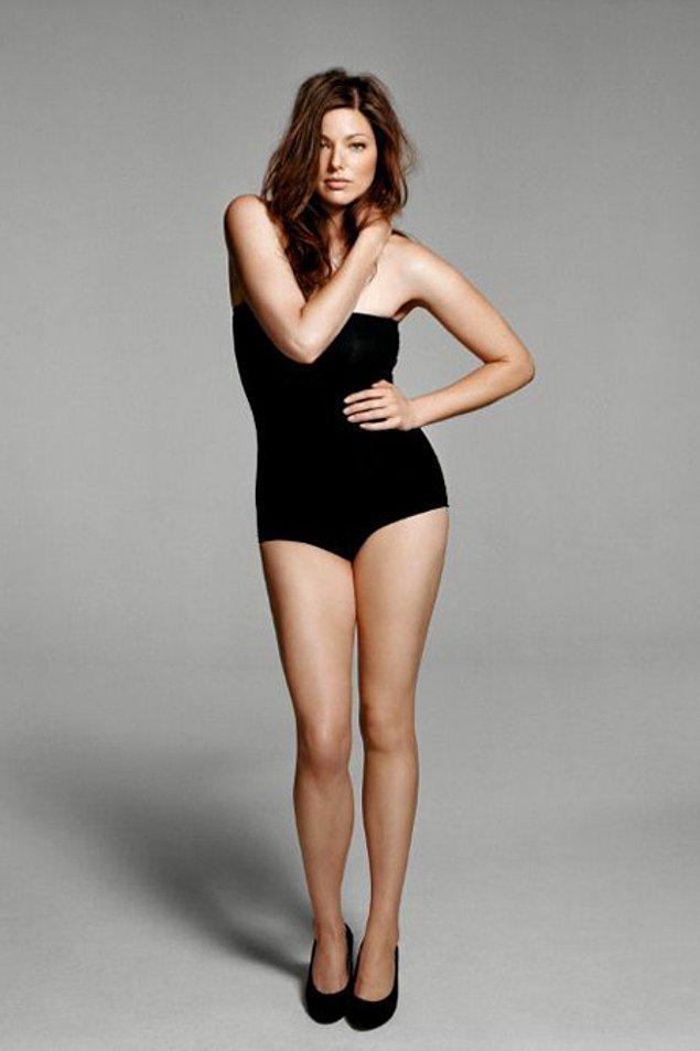 Фото моделей рост и вес