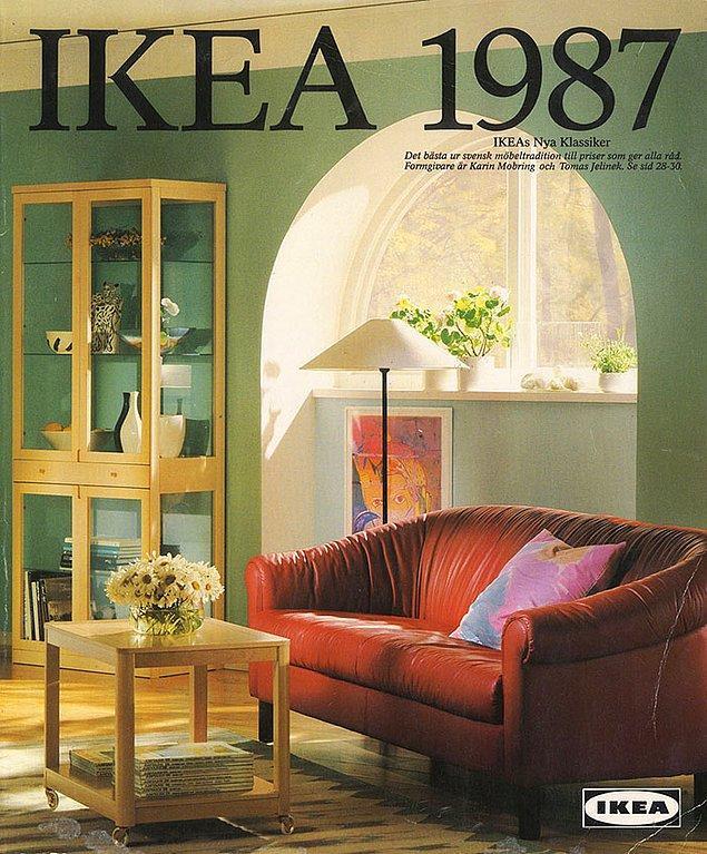 Как выглядел идеальный дом по версии IKEA с 1951 по 2000: 34 винтажные обложки легендарного каталога