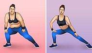 5-минутная тренировка от профессионального атлета сотворит с вашим телом чудеса!