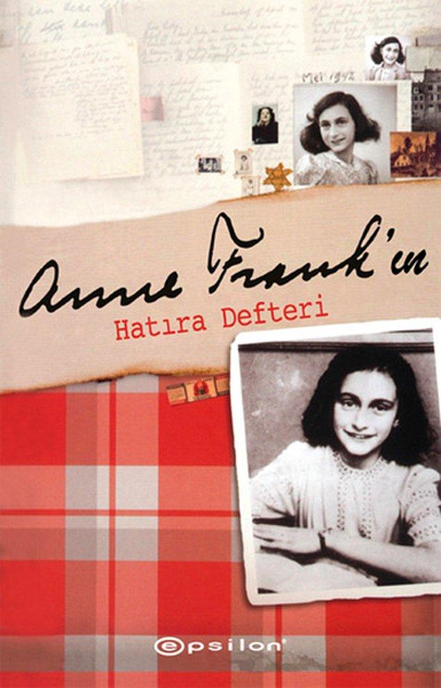 39. Anne Frank'ın Hatıra Defteri - Anne Frank