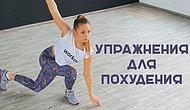 Интенсивные упражнения для похудения дома: будь в форме!