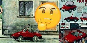 Тест: Угадай советский мультфильм по автомобилю! А вы сможете набрать 12/12?