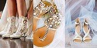 Тили-тили-тесто: 15 вариантов классной обуви для свадьбы!
