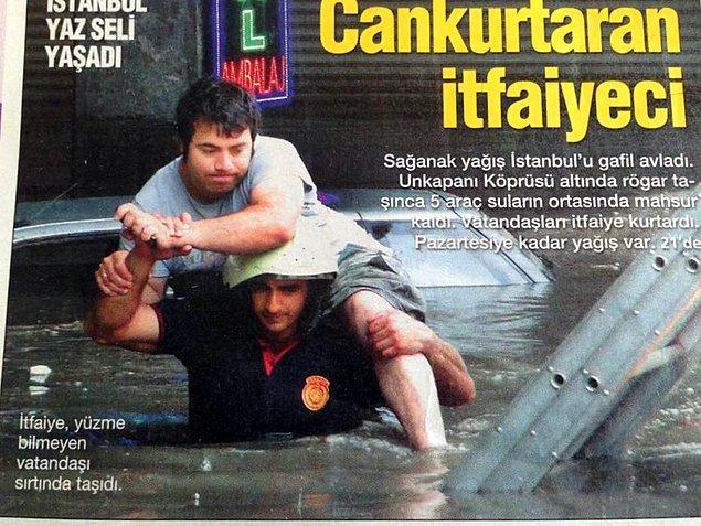 Van depremi, Soma faciası ve Bosna'daki sel felaketi dahil pek çok yerde yardım çalışmalarına katılmıştı.