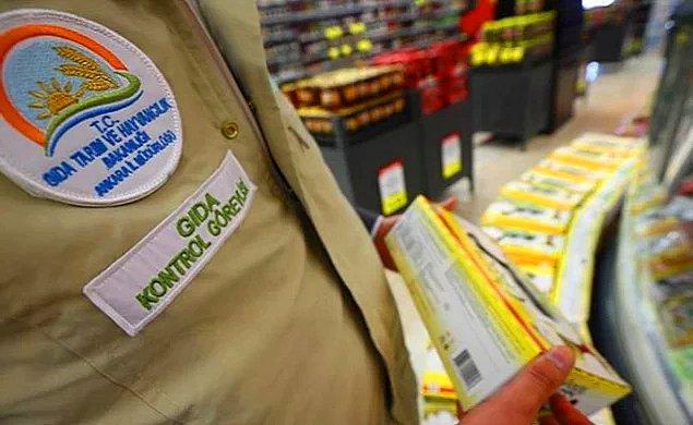 Hileli gıda üreten firmalara verilen ceza, üretimin büyüklüğü ne kadar olursa olsun 18 bin TL.