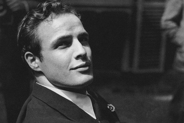 4. Marlon Brando, Oyuncu