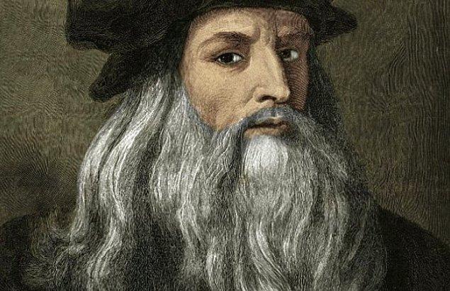 16. Leonardo da Vinci, Ressam