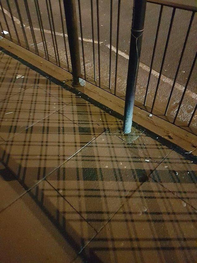 6. İskoçya'da gölgeler bile ekose desenli!