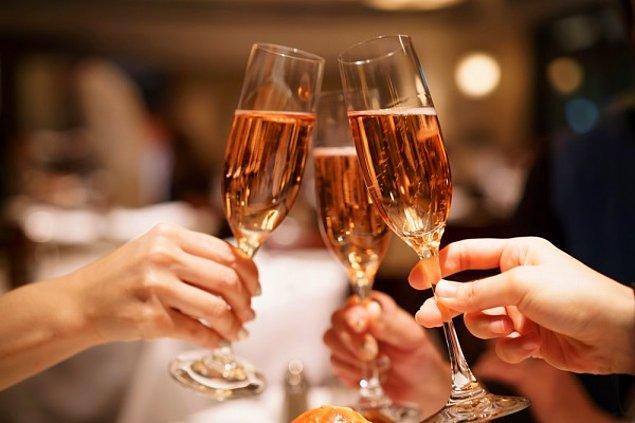 Kontrollü alkol tüketimi