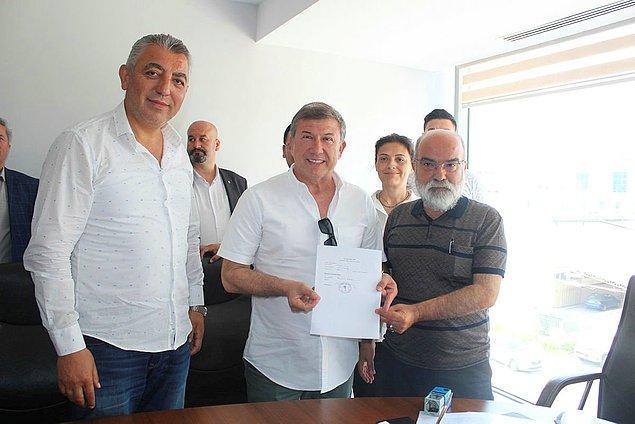 Tanju Çolak - AKP İzmir 1.Bölge