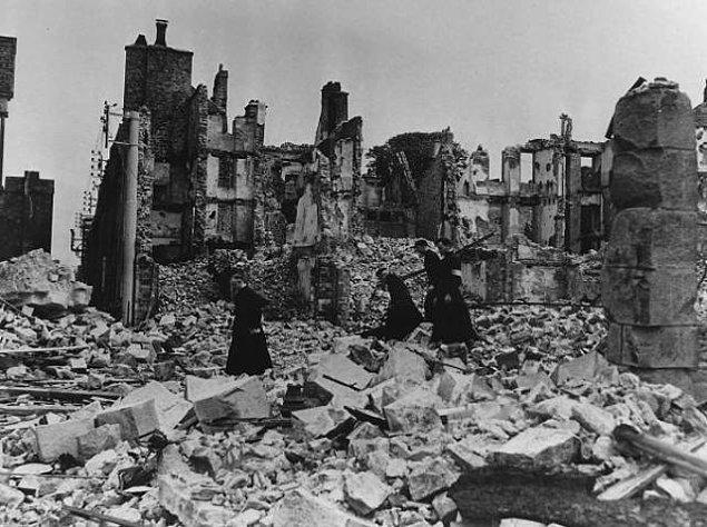 5. Savaş sırasında ölen Çinlilerin sayısı, soykırım sırasında ölen Yahudilerden daha fazladır.
