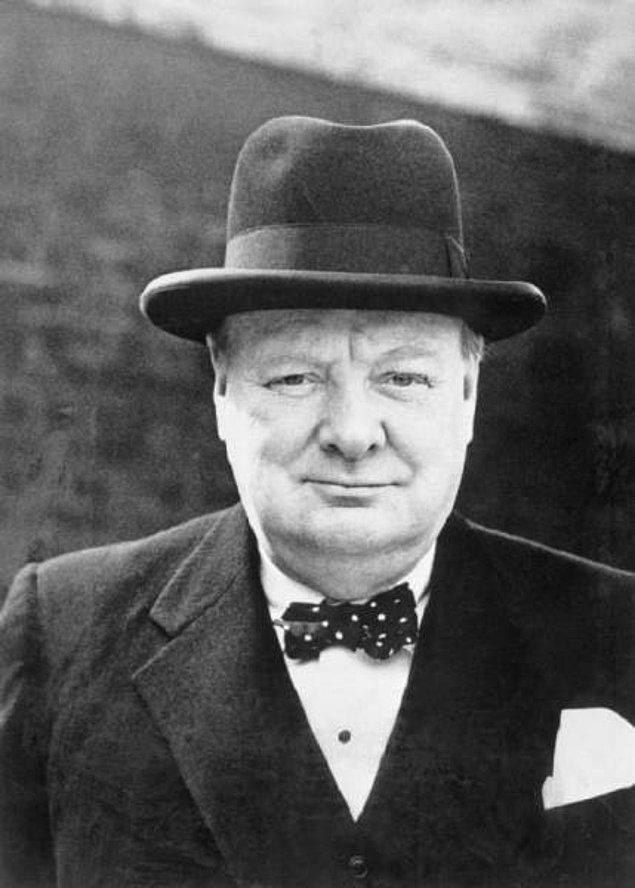 7. İkinci Dünya Savaşından hemen sonra Winston Churchill 1945 seçimlerini kaybetti.