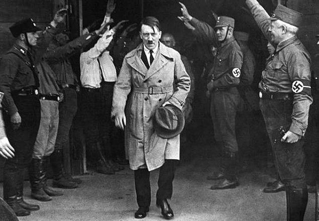 """12. Hitler savaştan sonra """"Soyu Tükenmiş Bir Irk Müzesi"""" açmayı planlıyordu."""