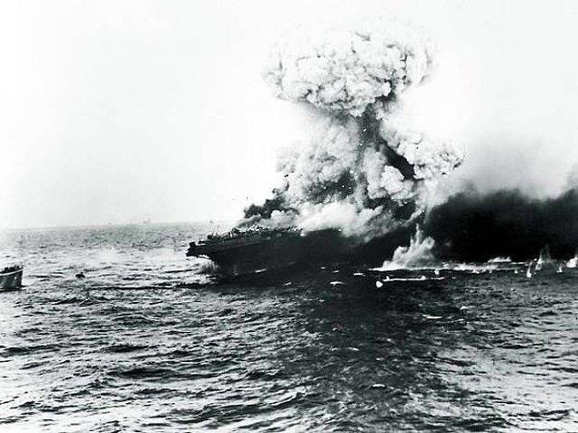 15. İkinci Dünya Savaşı sırasında, ABD ve Yeni Zelanda Tsunami bombalarını gizlice test ediyordu. Fikir ise bu bombalar sayesinde büyük kıyı şehirlerini yok etmekti.