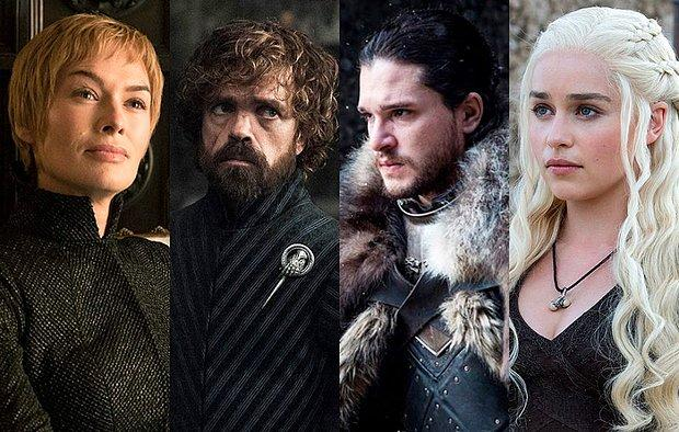 Devasa Fantastik Anket: Bu Dizi Karakterleri  Hangi Partiye Oy Verirlerdi?