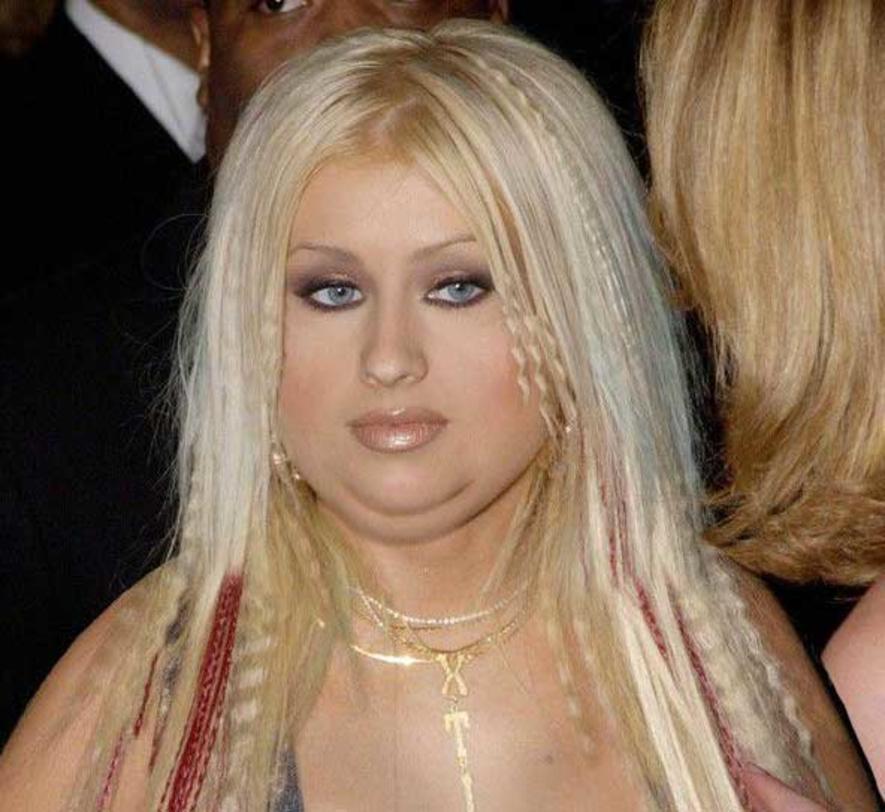 самые толстые звезды голливуда фото попавший слизистую оболочку