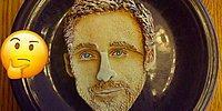 Тест: Только люди с хорошей памятью на лица смогут угадать селебрити по их портретам из еды на 9/9