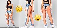Деньги за дырки: Эти джинсы стоят 168 долларов - как такое возможно?!