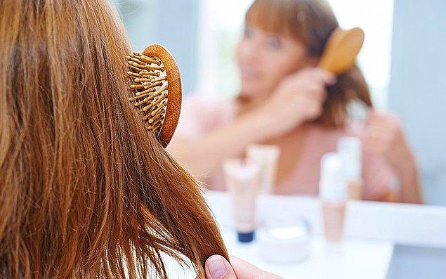 16. Ev arkadaşları, partnerler ya da aile ile saç malzemeleri paylaşmak da pek sağlıklı değil!