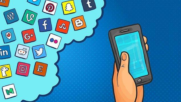 5. Habire sosyal medyayı kontrol etmek