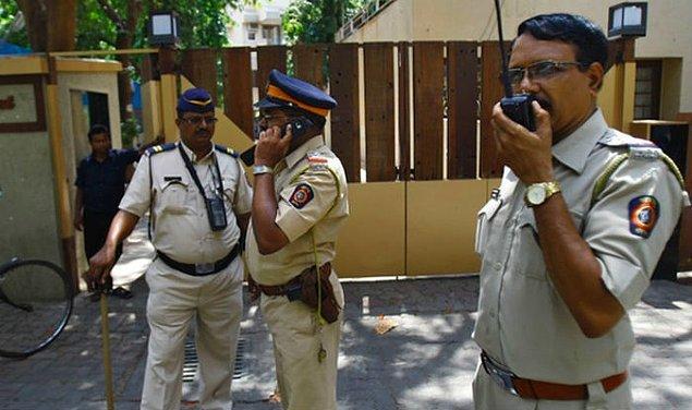 Şüpheliler söz konusu işadamının polise yaptığı şikayet sonucu gözaltına alındı