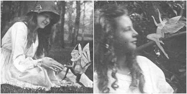 Ancak gerçek 1983'te fotoğrafı çektiren kızlar tarafından ortaya çıkarıldı.
