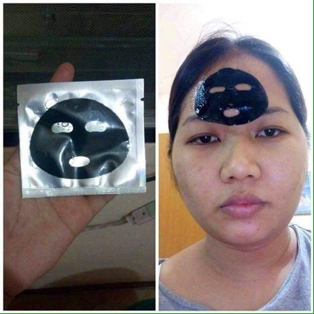 22. Siyah maske böyle bir şey değildi.