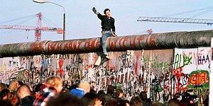 История подъема и падения Берлинской стены как она есть