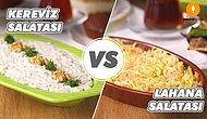 Sağlıklı Sebze Atışması: Kereviz vs Lahana Salatası