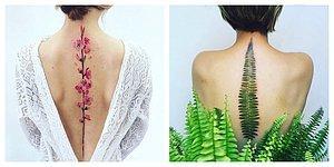 33 самые красивые и необычные идеи для татуировок на спине