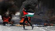 Şiddet Had Safhada... Gazze'deki Protestolardan Objektiflere Yansıyan 21 Fotoğraf
