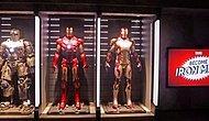 Полиция ищет доспехи Железного человека: Украден костюм из 1-ой части фильма