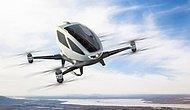NASA и Uber подписали соглашение о запуске летающего такси!