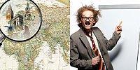 Даже профессорам географии сложно пройти этот тест! Так, может, вы умнее? 😱