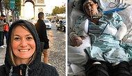 Женщина вышла из комы после родов и узнала, что теперь она слепа, без ног и без руки