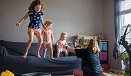 Быть мамой: 18 прелестных фотографий, рассказывающих о буднях самой обычной родительницы