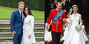 Ваша пара больше похожа на Гарри и Меган или Уильяма и Кейт? Пройдите тест и узнайте!